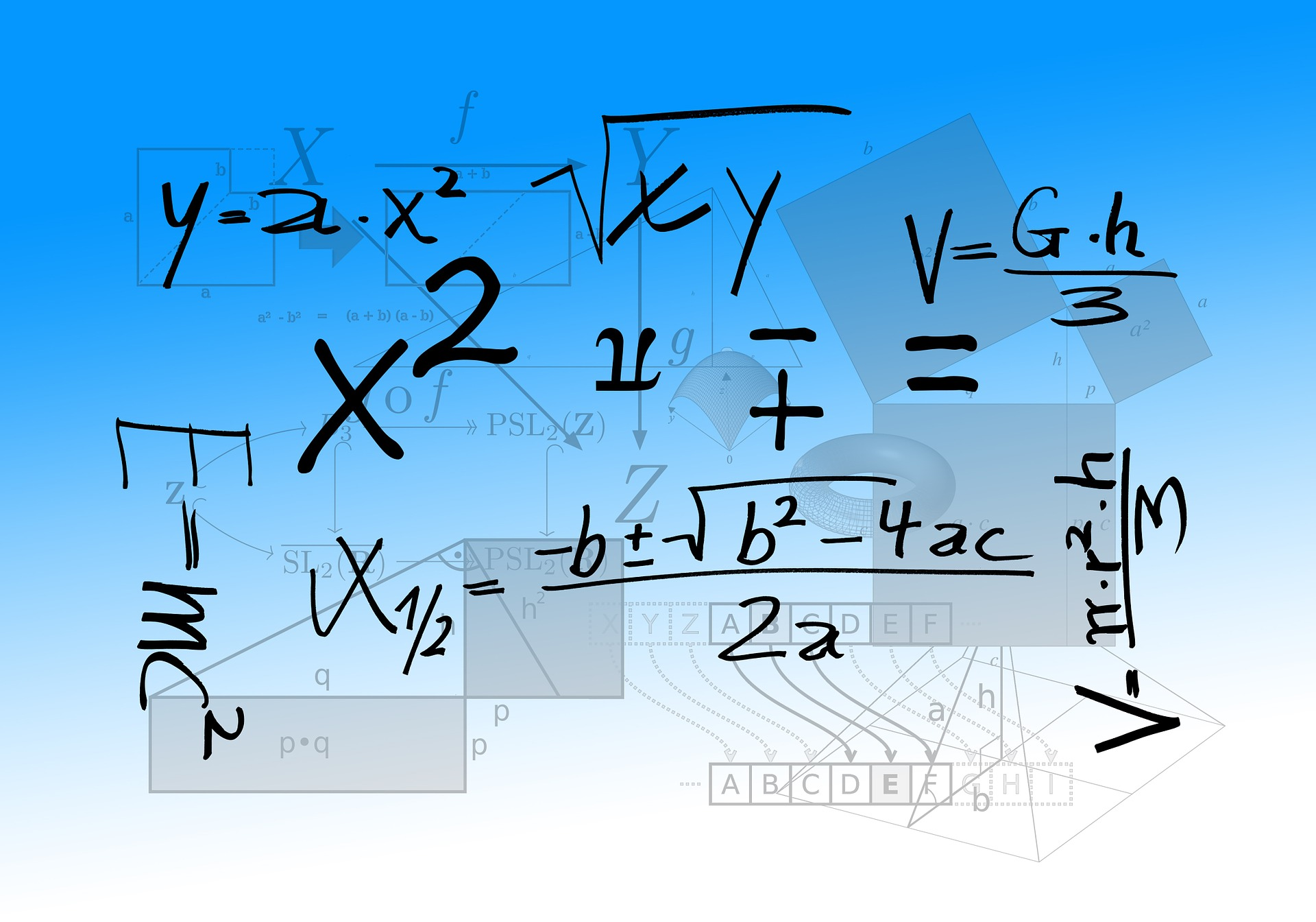 なんで数学ができないのか-脳(右脳・左脳)に基づき数学ができない理由を考える