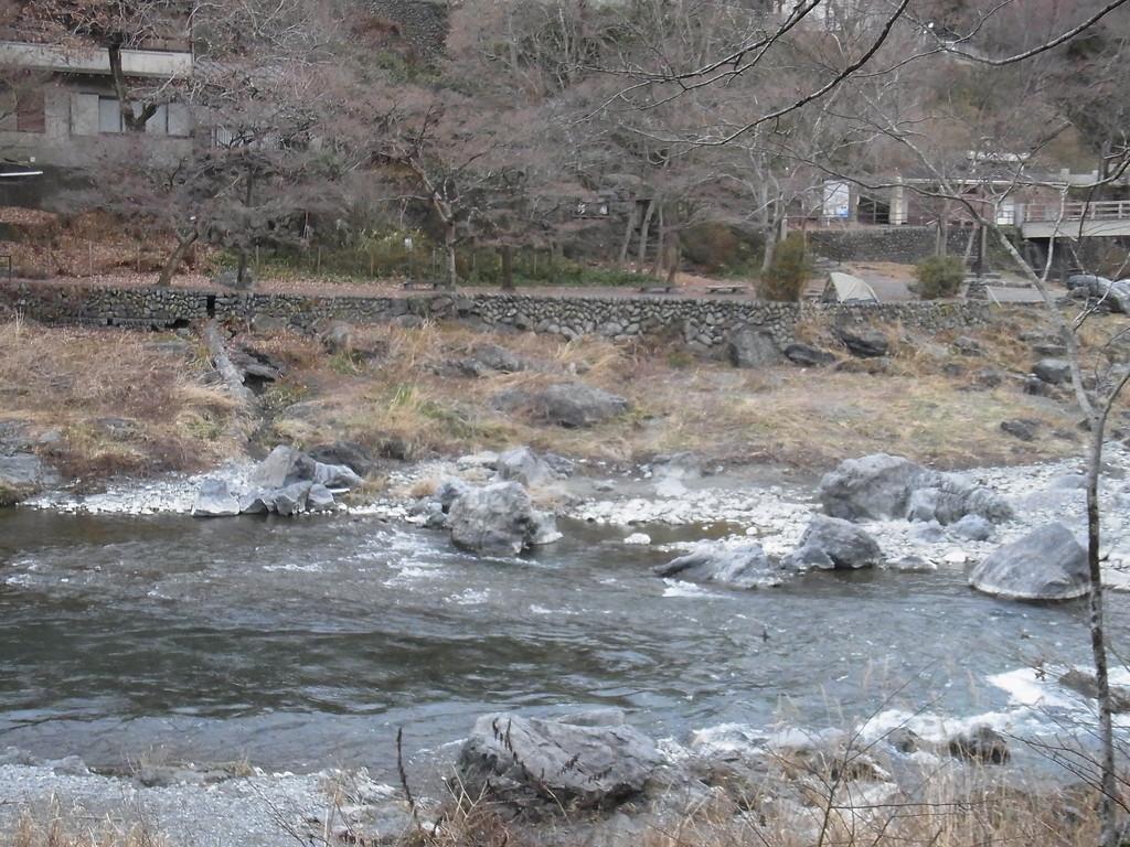 極寒のなか野宿してみたin東京2018-野宿の安全な場所など