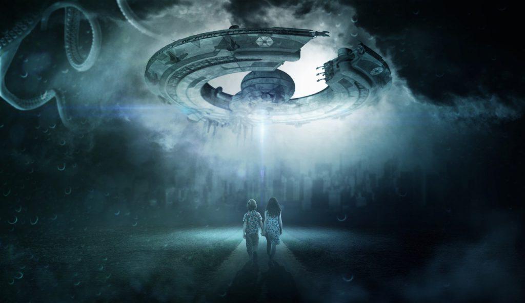 UFOの写真、陰謀、狙い