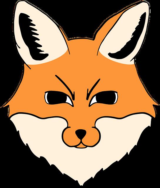 馬鹿な顔をした狐