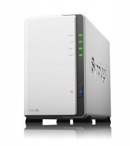 Amazon「【NASキット】Synology DiskStation DS216j デュアルコアCPU 2ベイNASキット DTCP-IP対応可 CS6426」